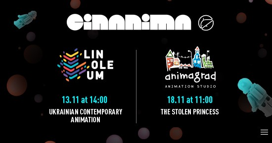 Participants of LINOLEUM international animation festival and The Stolen Princess cartoon go to Portugal